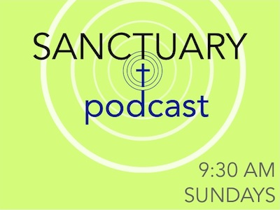 Sanctuary Podcast wordmark